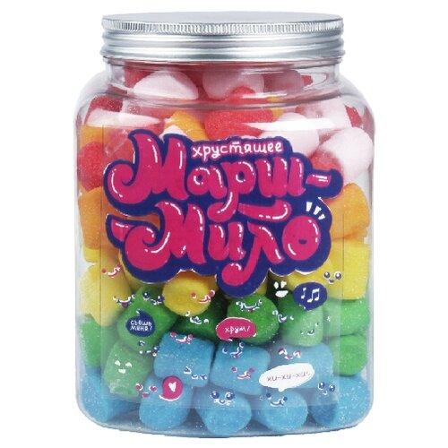 конфеты вкусная помощь от повседневного стресса 250 мл Маршмеллоу Вкусная помощь Хрустящее Марш-Мило 440 г