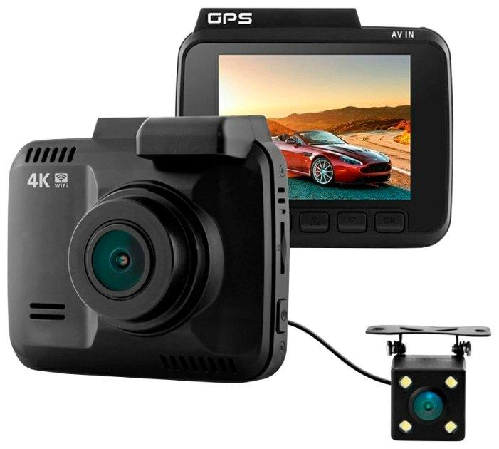 Видеорегистратор Roadgid CityGo, 2 камеры, GPS