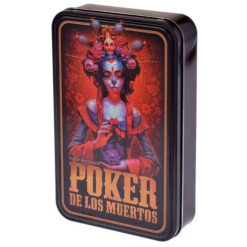 Настольная игра Magellan Покер мертвецов MAG114348 настольная игра magellan карточная анна детективъ мистериум mag08618