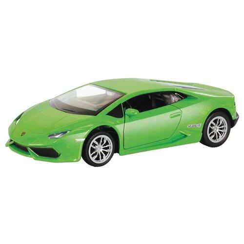 Купить Легковой автомобиль Autotime (Autogrand) Lamborghini Huracan LP610-4 (49933) 1:32 13 см зеленый, Машинки и техника