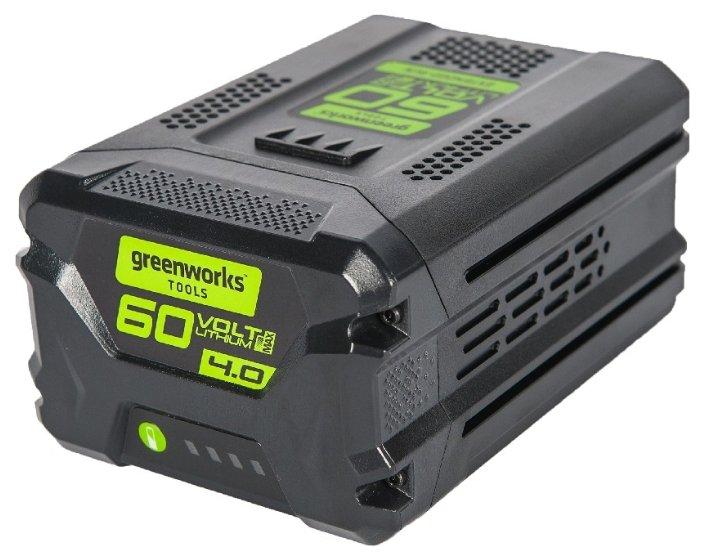 Аккумуляторный блок greenworks G60B4 60 60 В 4 А·ч