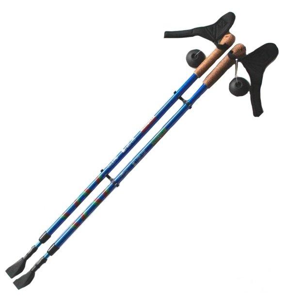 Палка для треккинга 2 шт. Sport Elite Телескопические JF2005-L49