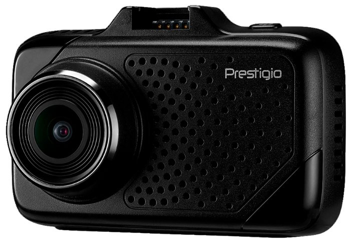 Prestigio Видеорегистратор с радар-детектором Prestigio RoadScanner 700GPS