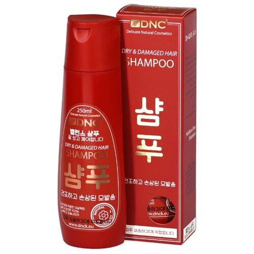 DNC Шампунь для сухих и поврежденных волос Корея 250 млШампуни<br>