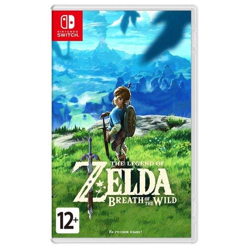 Игра для Nintendo Switch The Legend of Zelda: Breath of the Wild фото