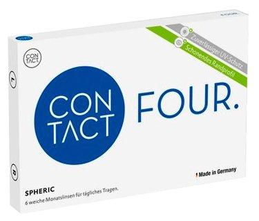 CONTACT Four (6 линз)