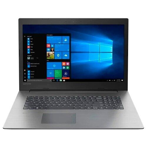 Ноутбук Lenovo Ideapad 330-17AST (AMD A6 9225 2600 MHz/17.3/1600x900/4GB/1000GB HDD/DVD-RW/AMD Radeon R4/Wi-Fi/Bluetooth/Windows 10 Home) 81D7003LRU onyx black ноутбук lenovo ideapad 330 17ast 81d7000fru