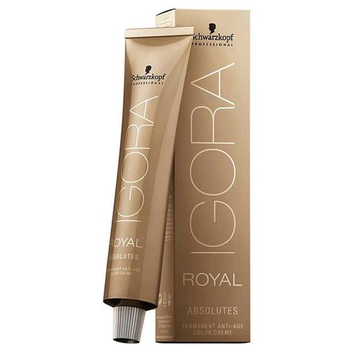 Schwarzkopf Professional Igora Royal краситель для волос Absolutes, 60 мл, 9-50 блондин золотистый натуральныйКраска<br>