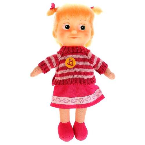 Купить Интерактивная кукла Мульти-Пульти Маша в свитере, в пакете, 29 см, V92508/30A, Куклы и пупсы