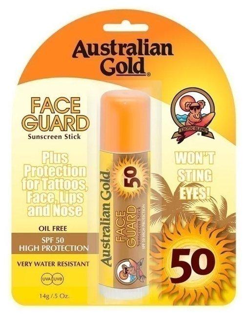 Australian Gold стик Face Guard SPF 50