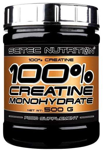 Креатин Scitec Nutrition 100% Creatine Monohydrate (500 г)