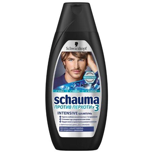 Schauma шампунь Против перхоти мужской Intensive 380 млШампуни<br>