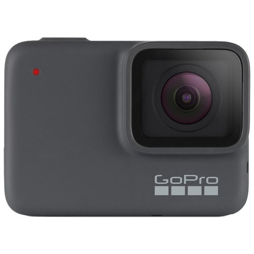 Экшн-камера GoPro HERO7 (CHDHC-601) silver экшн камера gopro hero 6 черный