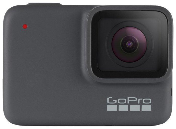 GoPro Экшн-камера GoPro HERO7 Silver (CHDHC-601)