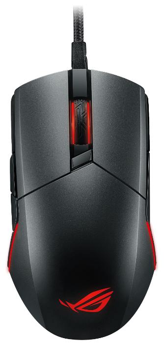 Мышь ASUS ROG Pugio Black USB