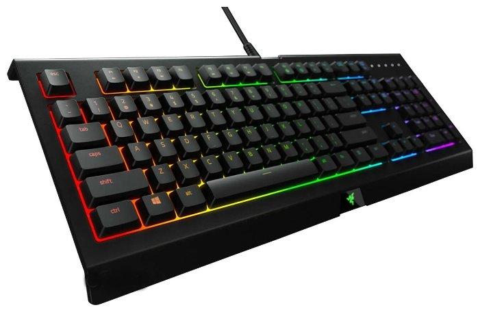 Клавиатура Razer Cynosa Chroma Black USB