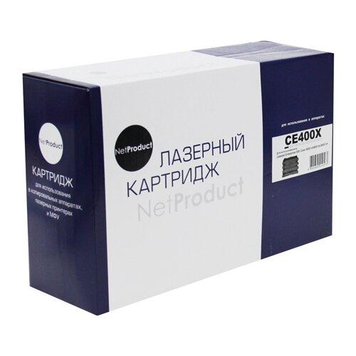 Фото - Картридж Net Product N-CE400X, совместимый картридж net product n tn 2275 совместимый