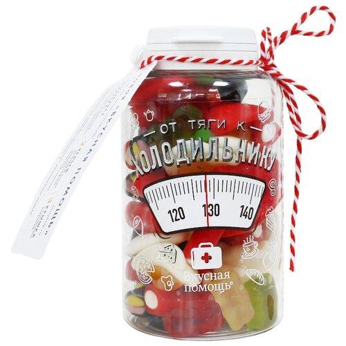 Мармелад Вкусная помощь От тяги к холодильнику ассорти 210 г