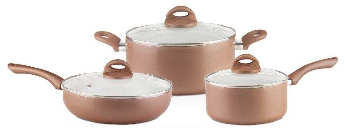 Набор посуды GALAXY GL9507 6 пр.