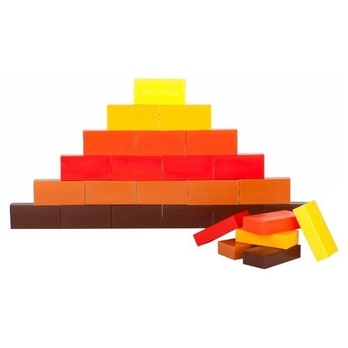 Кубики Росигрушка Строим сами 9381Детские кубики<br>