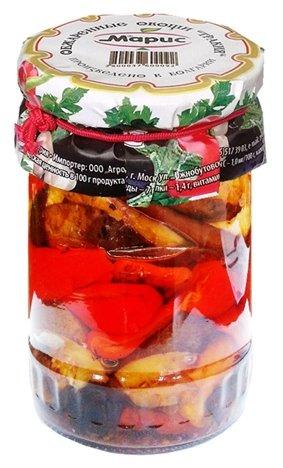 Обжаренные овощи Тракия Марис стеклянная банка 530 г