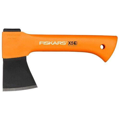 Туристический топор FISKARS X5 черный/оранжевыйТопоры<br>