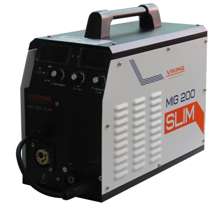 Сварочный аппарат VIKING MIG 200 SLIM