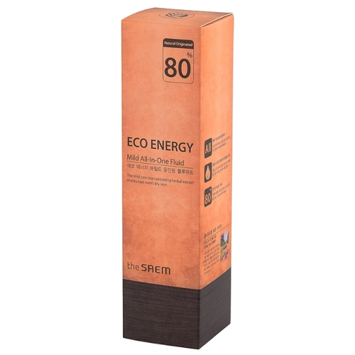 Eco Energy BB крем Mild All In One Fluid 130 мл The Saem