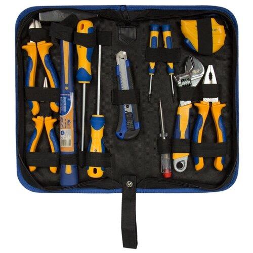Набор инструментов KRAFT (12 предм.) KT 703001 набор инструментов kraft professional с сумкой 23 предметов