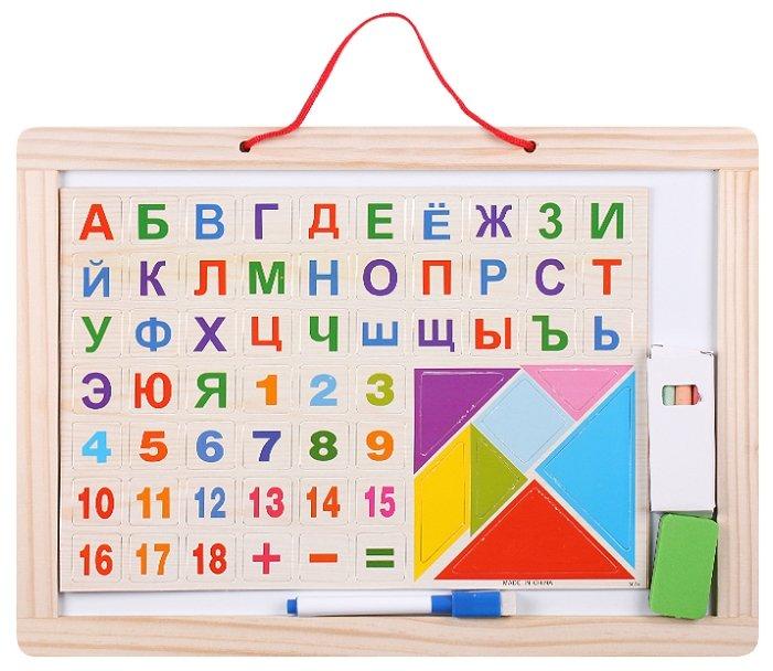 Доска для рисования детская Darvish двусторонняя (DV-10805)