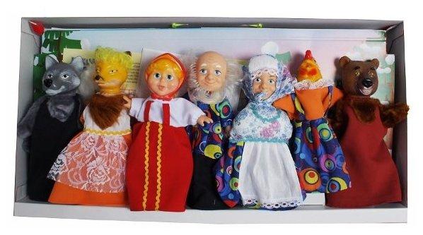 Весна Кукольный театр набор персонажей №1 (В292)