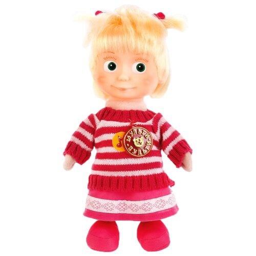 Интерактивная кукла Мульти-Пульти Маша в свитере, в коробке, 26 см, V92508/30 цена 2017