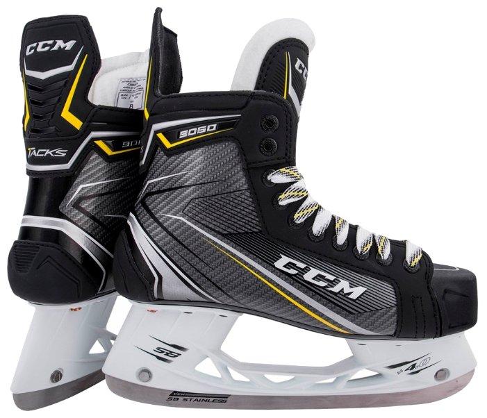 Коньки хоккейные ccm tacks 9060 jr