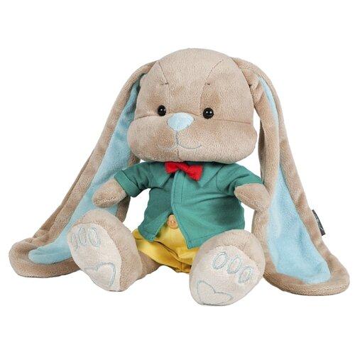 Купить Мягкая игрушка Jack & Lin Зайчик Жак в желтых штанишках 25 см, Мягкие игрушки