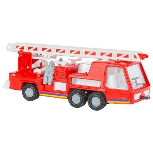 Купить Пожарный автомобиль Форма Супер-мотор (С-5-Ф) 19 см, Машинки и техника