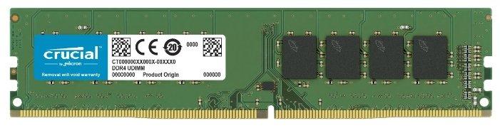Crucial Оперативная память Crucial CT4G4DFS824A