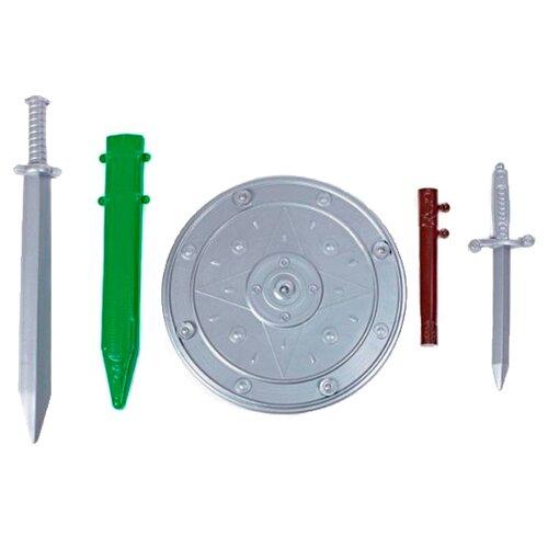 Набор оружия Строим вместе счастливое детство Спартанец (5258) живой а спартанец