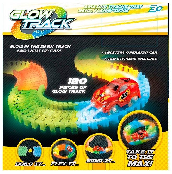 Трек TONG DE Glow Track (XY777-180)
