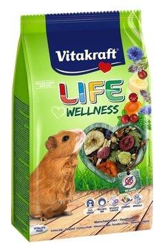 Корм для морских свинок Vitakraft Life Wellness