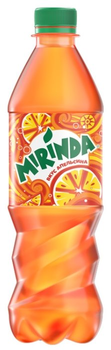 Газированный напиток Mirinda