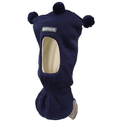 Шапка-шлем Huppa размер S, navy шапка шлем huppa размер s blue
