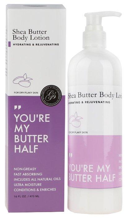 Лосьон для тела Grace & Stella увлажняющий с маслом ши Shea Butter Body Lotion