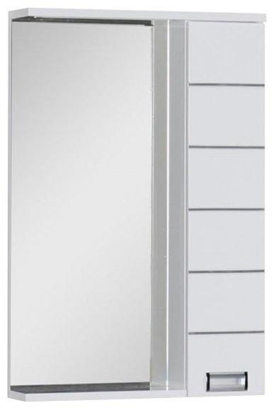 Зеркало Aquanet Доминика 55 LED 60х87см 00171079 без рамы