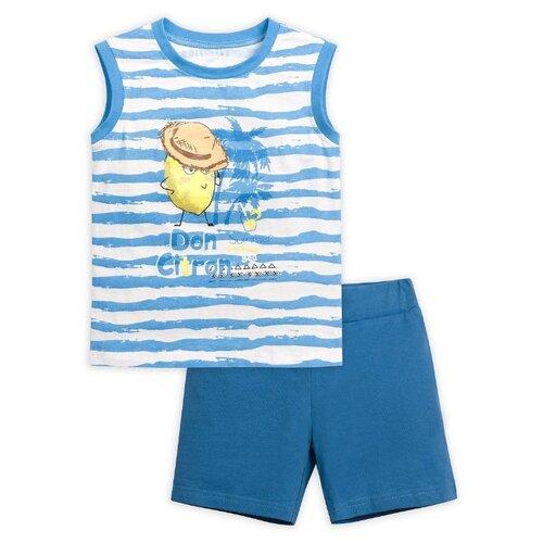 Комплект одежды Pelican размер 1, голубойКомплекты<br>