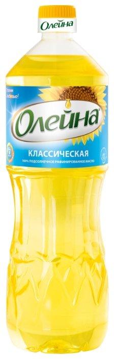 Олейна Масло подсолнечное Классическое 1 л