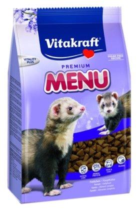 Корм для хорьков Vitakraft Premium Menu