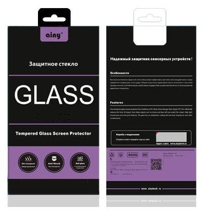 Защитное стекло Ainy Full Screen Cover AF-A519A/B для Apple iPhone 6/6S