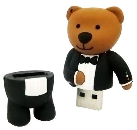 Флешка ANYline DANDY BEAR 16GB
