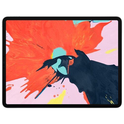 Планшет Apple iPad Pro 12.9 (2018) 64Gb Wi-Fi + Cellular silver apple ipad pro 10 5 wi fi 64gb gold