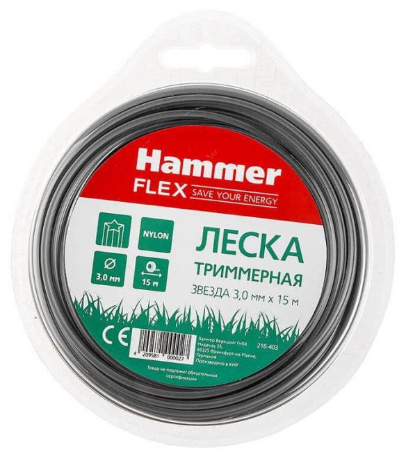 Hammerflex Tl star 3 мм